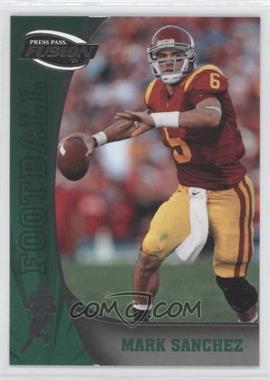 2009 Press Pass Fusion #52 - Mark Sanchez