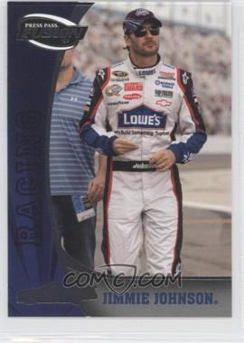 2009 Press Pass Fusion #70 - Jimmie Johnson
