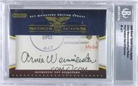 Arnie Weinmeister, Ace Parker /1 [BGS AUTHENTIC]