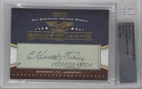 Ken Strong /4 [BGS AUTHENTIC]