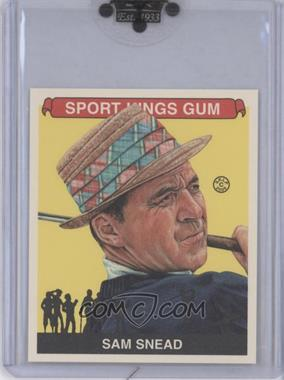 2009 Sportkings Series C - [Base] - Mini #122 - Sam Snead