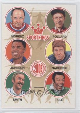 2009 Sportkings Series C [???] #VIP-07 - [Missing]