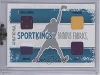 Kareem Abdul-Jabbar, Magic Johnson, Kobe Bryant, Shaquille O'Neal /9