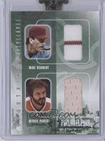 Mike Schmidt, Bernie Parent