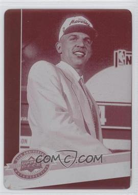 2009 Upper Deck 20th Anniversary Retrospective - [Base] - Printing Plate Magenta #691 - Jason Kidd /1