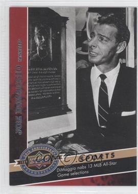 2009 Upper Deck 20th Anniversary Retrospective - [Base] #1350 - Joe DiMaggio