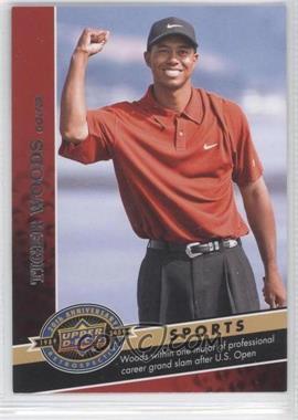 2009 Upper Deck 20th Anniversary Retrospective - [Base] #1384 - Tiger Woods