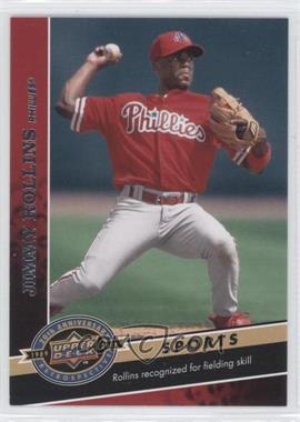 2009 Upper Deck 20th Anniversary Retrospective - [Base] #1445 - Jimmy Rollins
