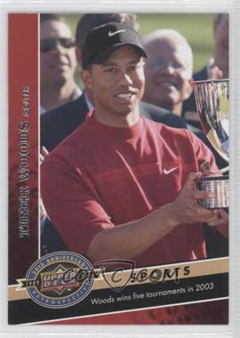 2009 Upper Deck 20th Anniversary Retrospective - [Base] #1820 - Tiger Woods