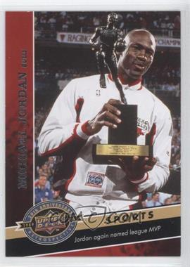 2009 Upper Deck 20th Anniversary Retrospective - [Base] #430 - Michael Jordan
