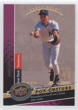 2009 Upper Deck 20th Anniversary Retrospective - [Base] #548 - Derek Jeter