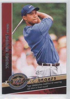 2009 Upper Deck 20th Anniversary Retrospective - [Base] #969 - Tiger Woods