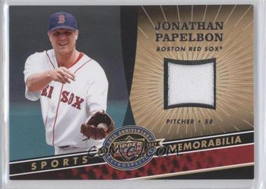 2009 Upper Deck 20th Anniversary Retrospective Memorabilia #MLB-JO - Jonathan Papelbon
