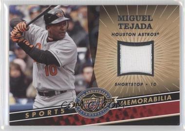 2009 Upper Deck 20th Anniversary Retrospective Memorabilia #MLB-TE - Miguel Tejada