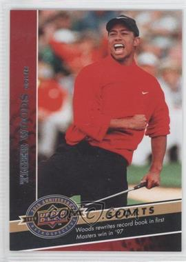 2009 Upper Deck 20th Anniversary Retrospective #1002 - Tiger Woods