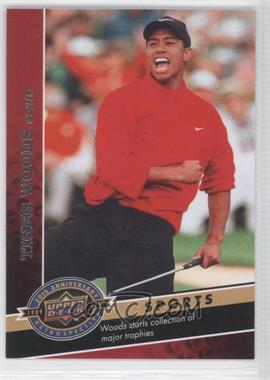 2009 Upper Deck 20th Anniversary Retrospective #1005 - Tiger Woods