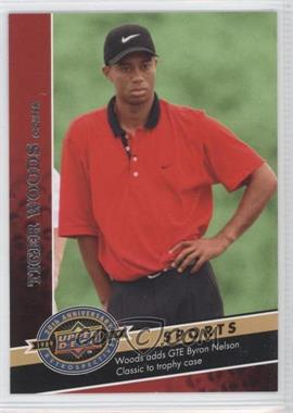 2009 Upper Deck 20th Anniversary Retrospective #1094 - Tiger Woods