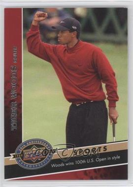 2009 Upper Deck 20th Anniversary Retrospective #1377 - Tiger Woods