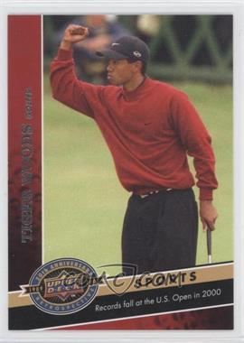 2009 Upper Deck 20th Anniversary Retrospective #1380 - Tiger Woods