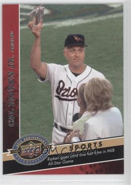 2009 Upper Deck 20th Anniversary Retrospective #1574 - Cal Ripken Jr.