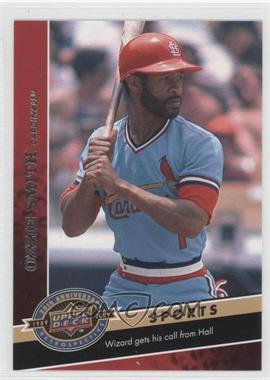 2009 Upper Deck 20th Anniversary Retrospective #1661 - Ozzie Smith