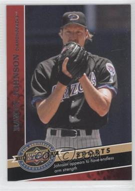 2009 Upper Deck 20th Anniversary Retrospective #1699 - Randy Johnson