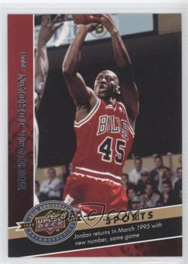 2009 Upper Deck 20th Anniversary Retrospective #752 - Michael Jordan