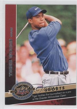2009 Upper Deck 20th Anniversary Retrospective #967 - Tiger Woods