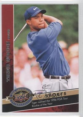 2009 Upper Deck 20th Anniversary Retrospective #968 - Tiger Woods