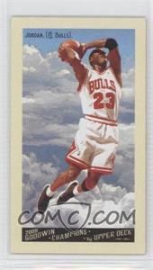 2009 Upper Deck Goodwin Champions - [Base] - Mini #114 - Michael Jordan
