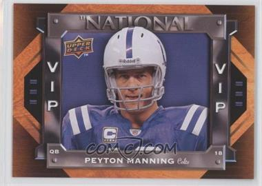 2009 Upper Deck National Convention VIP #VIP-9 - Peyton Manning