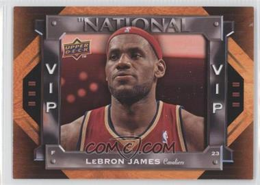 2009 Upper Deck The National VIP National Convention #VIP-3 - Lebron James