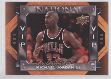 2009 Upper Deck The National VIP National Convention #VIP-8 - Michael Jordan