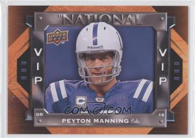 2009 Upper Deck The National VIP National Convention #VIP-9 - Peyton Manning