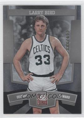 2010 Donruss Elite National Convention - [Base] #35 - Larry Bird /499