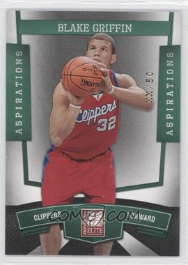 2010 Donruss Elite National Convention Aspirations #21 - Blake Griffin