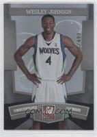 Wesley Johnson /499