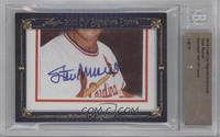 Stan Musial /16 [BGS AUTHENTIC]