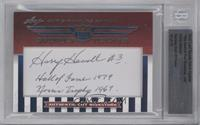 Harry Howell /12 [BGS/JSA Certified Auto]