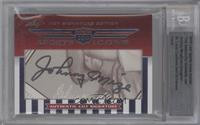 Johnny Mize, Enos Slaughter /9 [BGSAUTHENTIC]