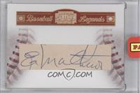 Eddie Mathews /21