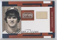 Don Mattingly /25