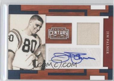 2010 Panini Century Collection Materials Jerseys Signatures [Autographed] [Memorabilia] #68 - Jim Palmer /50