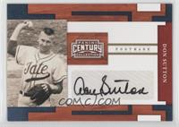 Don Sutton /25