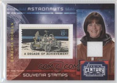 2010 Panini Century Collection Souvenir Stamps Astronauts 8 Cent Moon Rover Stamp Materials [Memorabilia] #12 - Barbara Morgan /100