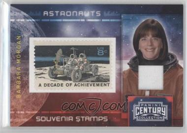 2010 Panini Century Collection Souvenir Stamps Astronauts 8 Cent Moon Rover Stamp Materials [Memorabilia] #12 - Barbara Morgan /100