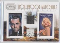 Marilyn Monroe, Henry Fonda /250