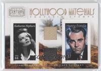 Henry Fonda, Katharine Hepburn /250