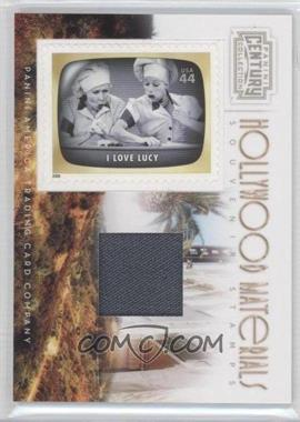 2010 Panini Century Collection Souvenir Stamps Hollywood Materials #43 - Vivian Vance /50