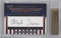 Monte Irvin /39 [BGS AUTHENTIC]